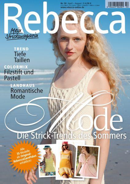 Rebecca Heft Nr. 50