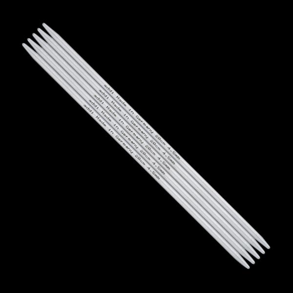 extraleichte Strumpfstricknadeln - 15 cm